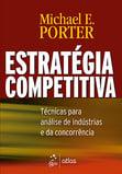 Capa do livro Estratégia Competitiva: Técnicas para Análise de Indústrias e da Concorrência